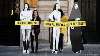 Arábia Saudita condena ativista dos direitos das mulheres a seis anos de prisão