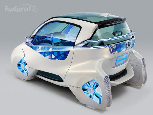 2013 Honda Micro Commuter Concept