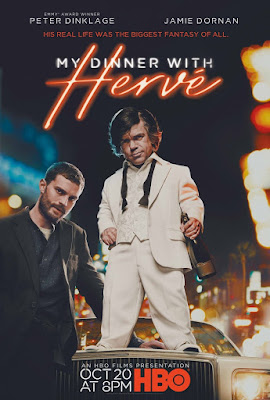My Dinner With Herve Hbo Movie Poster