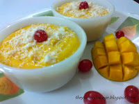 This is very unique and yummy Mango Mousse Recipe.