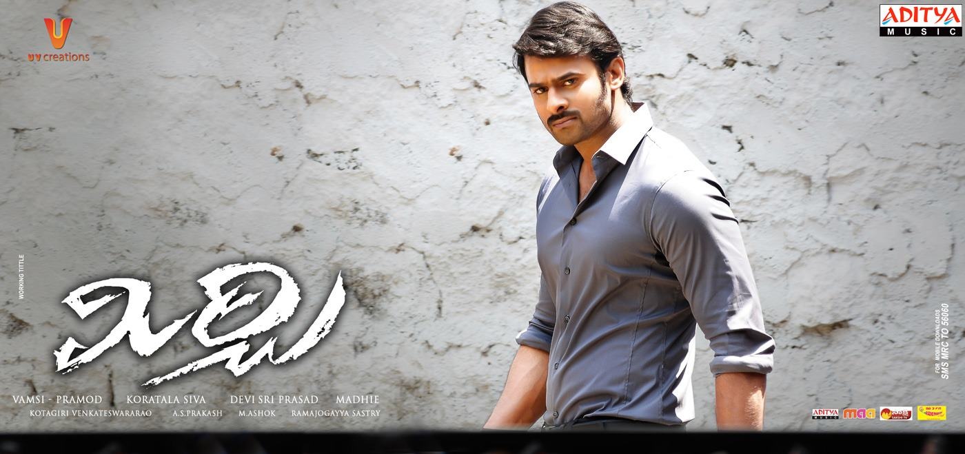 Prabhas Mirchi Movie Hq Wallpapers Posters -Wallpapers ...