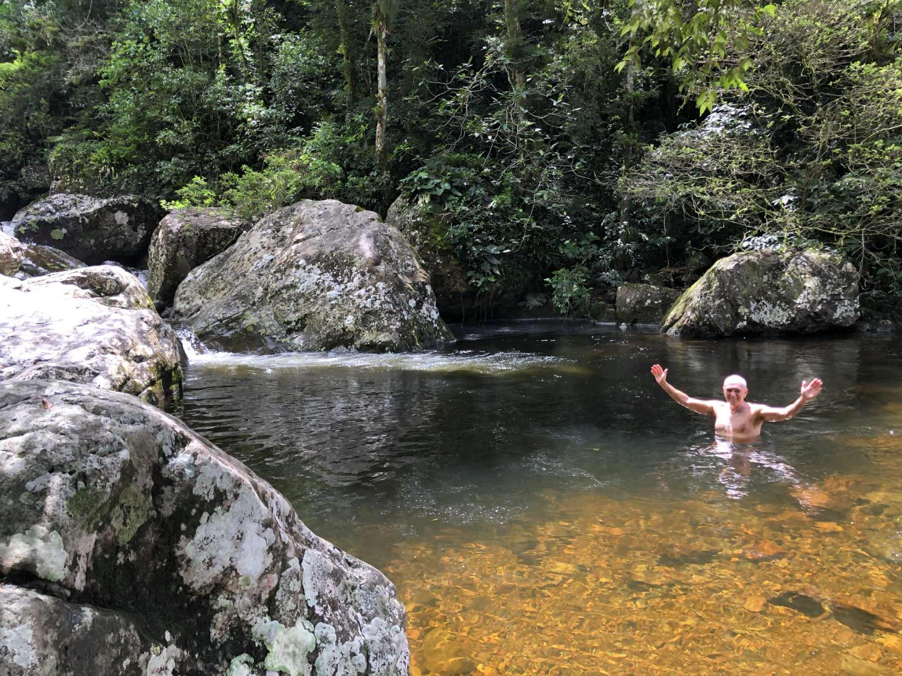 Trilha Malacara - Praia Grande-SC