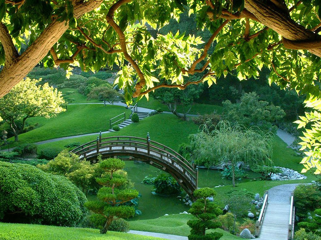 Japanese Garden Wallpapers: Japanese Garden Wallpapers New