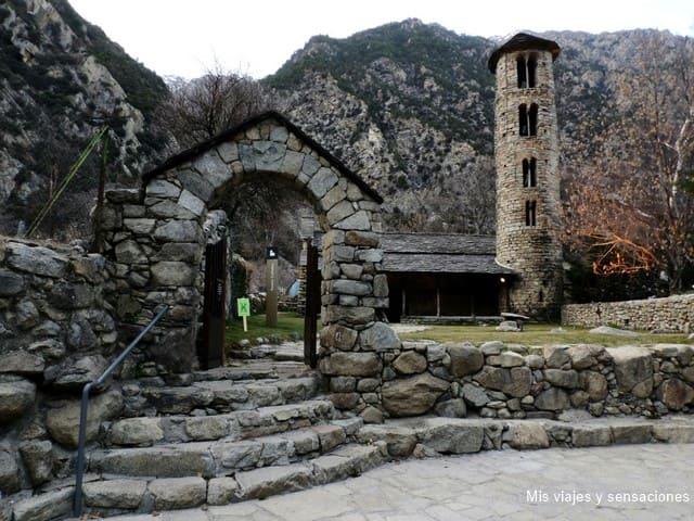 Iglesia de Santa Coloma, Andorra