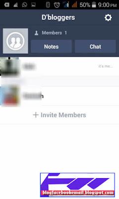 proses membuat grup di line android dengan mudah dan cepat