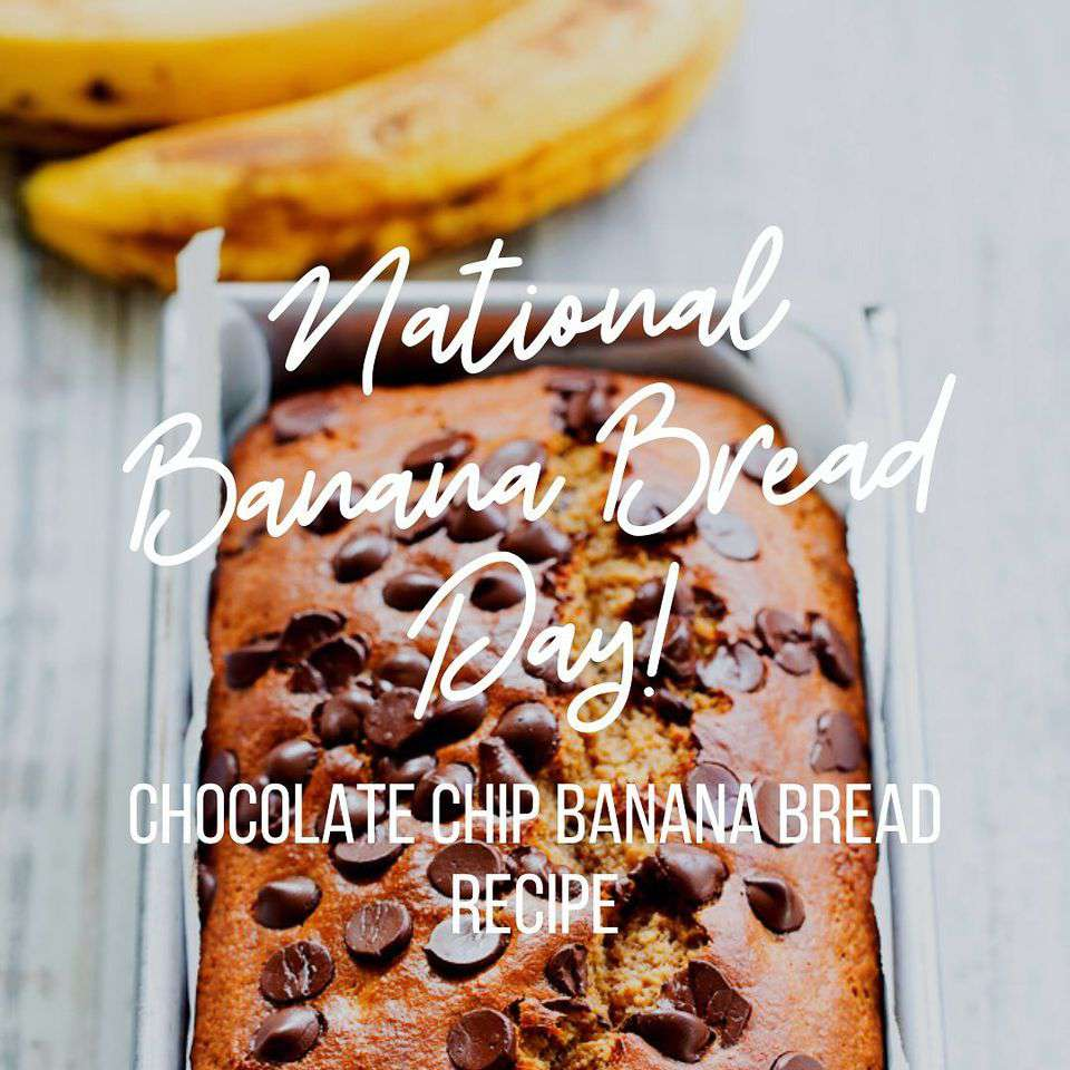 National Banana Bread Day Wishes Sweet Images