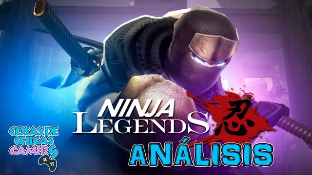 ninja legends psvr analisis