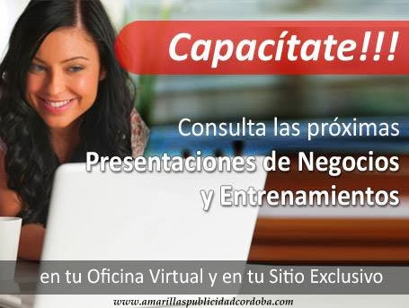 Capacitaciones AmarillasInternet Corporation