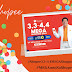 Shopee Kicks Off 3.3 - 4.4 Mega Shopping Sale with its Newest Brand Ambassador, Willie Revilla