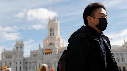 394 νεκροί σε ένα 24ωρο στην Ισπανία