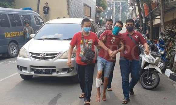 Polisi Tangkap Pelaku Pembunuhan Janda di Apartemen Depok, Ternyata Motifnya Cuma Ini