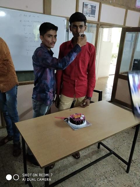 kuldip patil birthday celebration ssvps