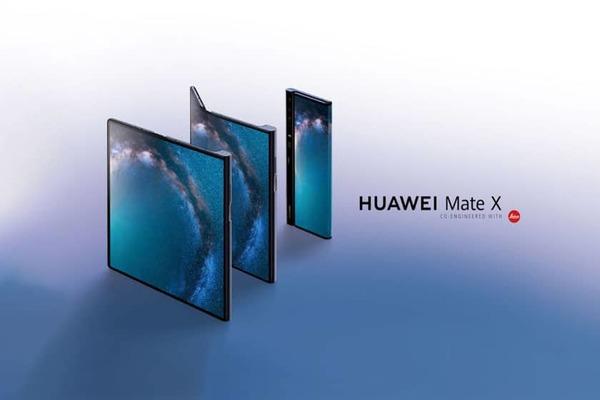 الكشف رسميا عن موعد إطﻻق Huawei Mate X