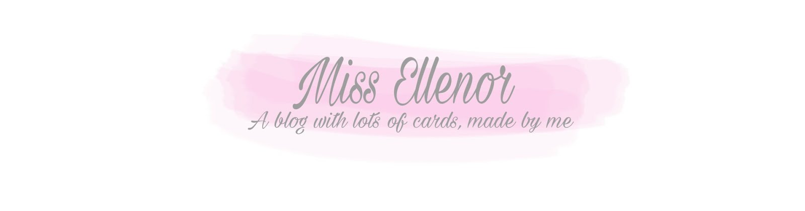 Miss Ellenor