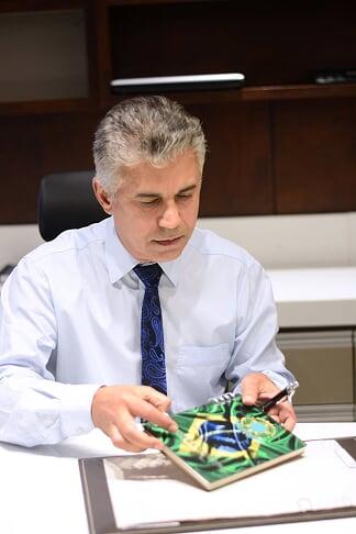 Prefeito de Lima Campos, Jailson, é referencia nacional em ...