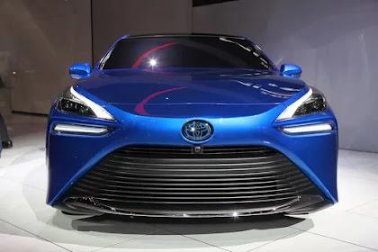 2021 Toyota Mirai Review, Specs, Price