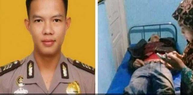 Kapolda Sumsel: Tangkap Hidup Atau Mati Pembunuh Bripka Aprizal