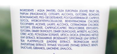 Acondicionador jeanne provence divine olive ingredientes