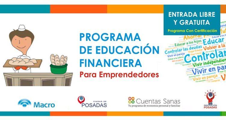 Programa de Educación Financiera para Emprendedores