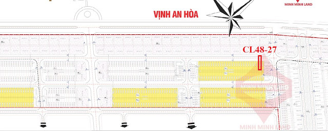 Bảng giá đất nền dự án Vịnh An Hòa city Núi Thành Quảng Nam 03