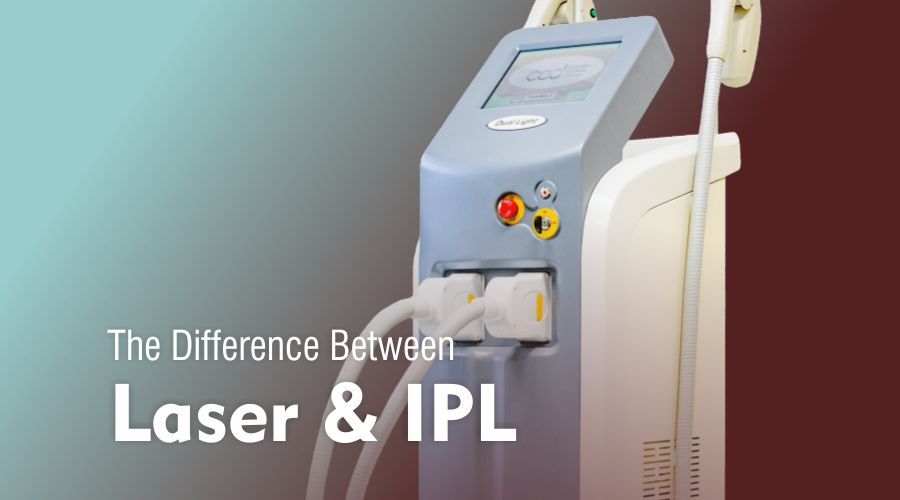 differences similarities laser ipl intense pulsed light hair removal treatments beauty clinic aesthetics pros cons benefits side effects
