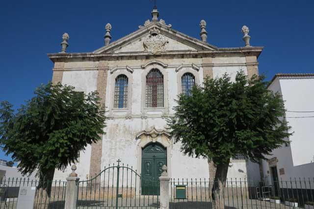 Igreja de São Sebastião, Setubal