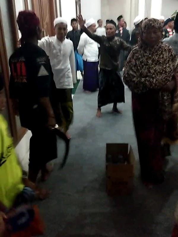 Dua Polisi Disekap Santri Ponpes di Sampang