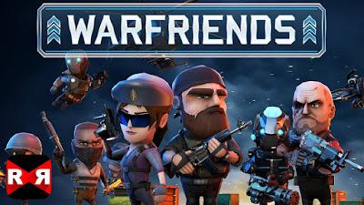 تحميل لعبة الحرب warfriends للأندرويد | أون لاين مع الأصدقاء