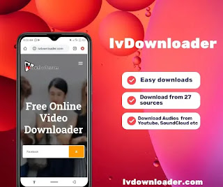 IVDownloader Apk for Instagram Youtube and Facebook Download