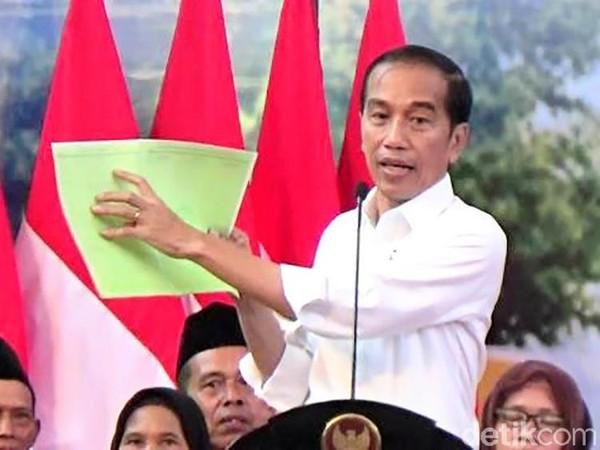 Ke Sumut, Jokowi Tinjau Food Estate dan Bagi-bagi Sertifikat Tanah Lagi