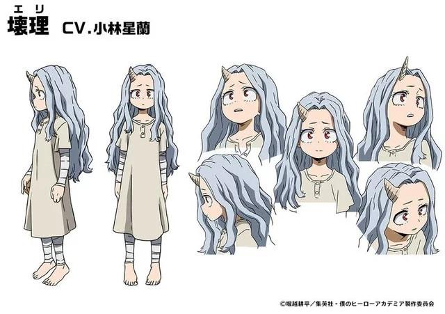 Seiran Kobayashi será la voz de Eri