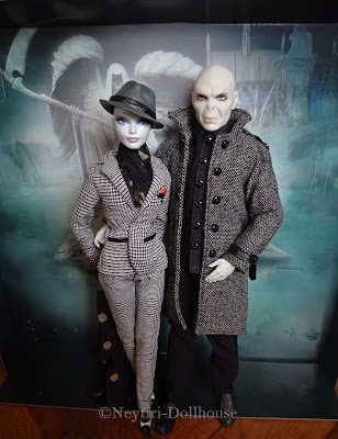 Lord Voldemort doll Tom Marvolo Riddle