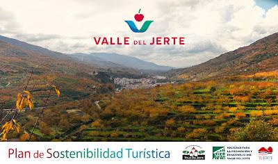 Candidatura del Valle del Jerte a los Planes de Sostenibilidad Turística