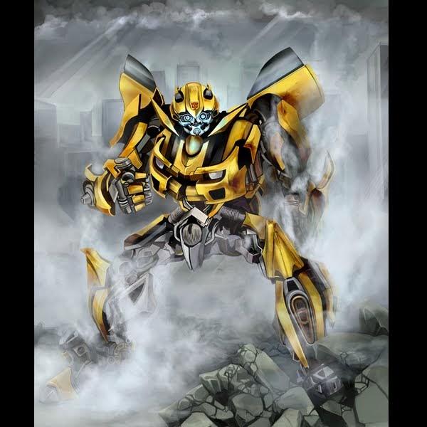 Robô Guerreiro: Desenhos Do 1º Filme Dos Transformers