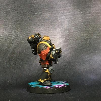 Blackstone Fortress Chaos Space Marine