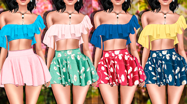 SPRING COLLECTION - FEMALE VERSION