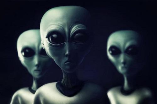 Chủ nhân thực sự của Trái Đất là người ngoài hành tinh từ thời cổ đại