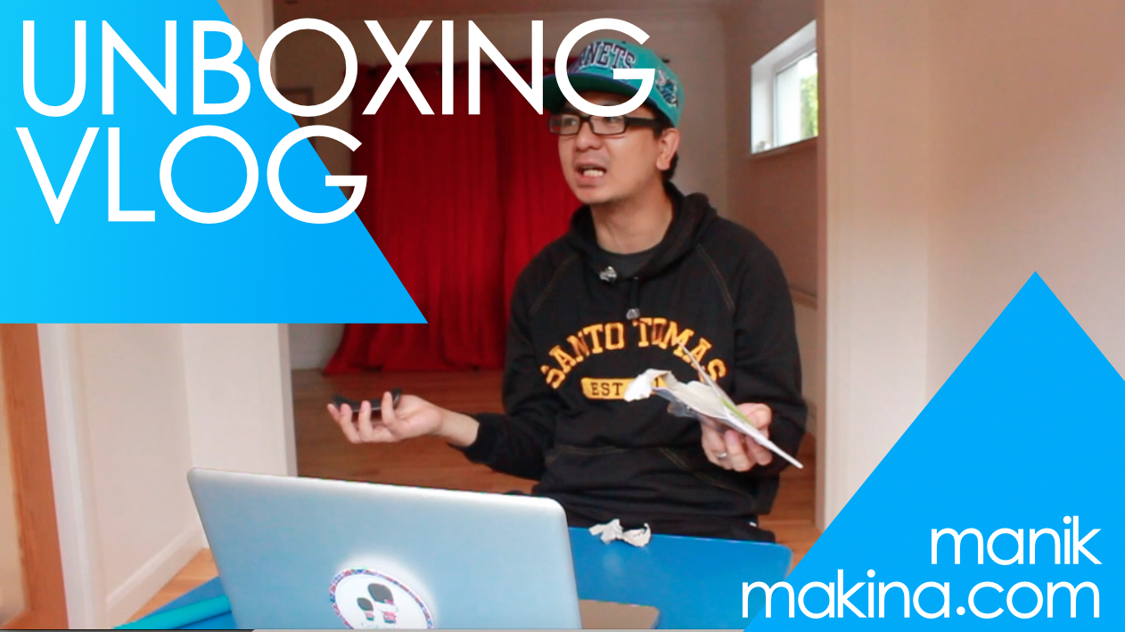 Unboxing Vlog: Wrist Assist