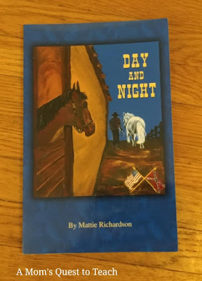 book cover of Day and Night
