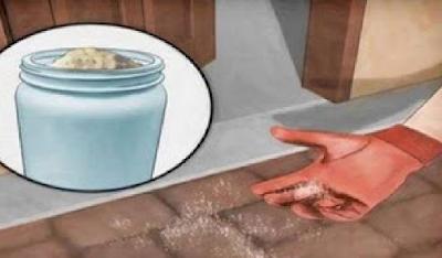 سبحان الله كلما زاد العلم زاد العالم تطورا انظروا ماذا يفعل رش الملح فى المنزل هذه ليست خرافات حقيقة علمية