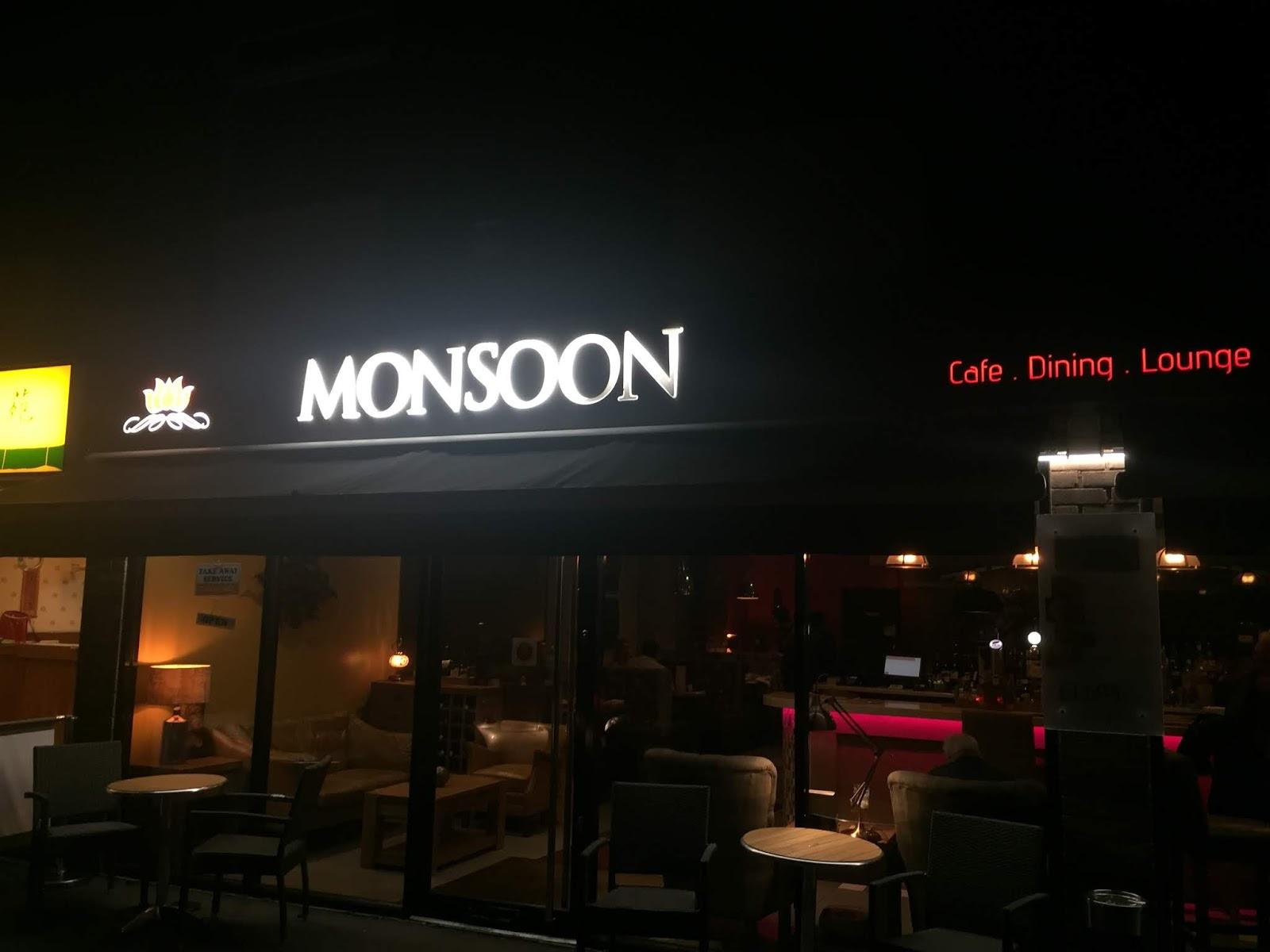 Monsoon Restaurant Exterior