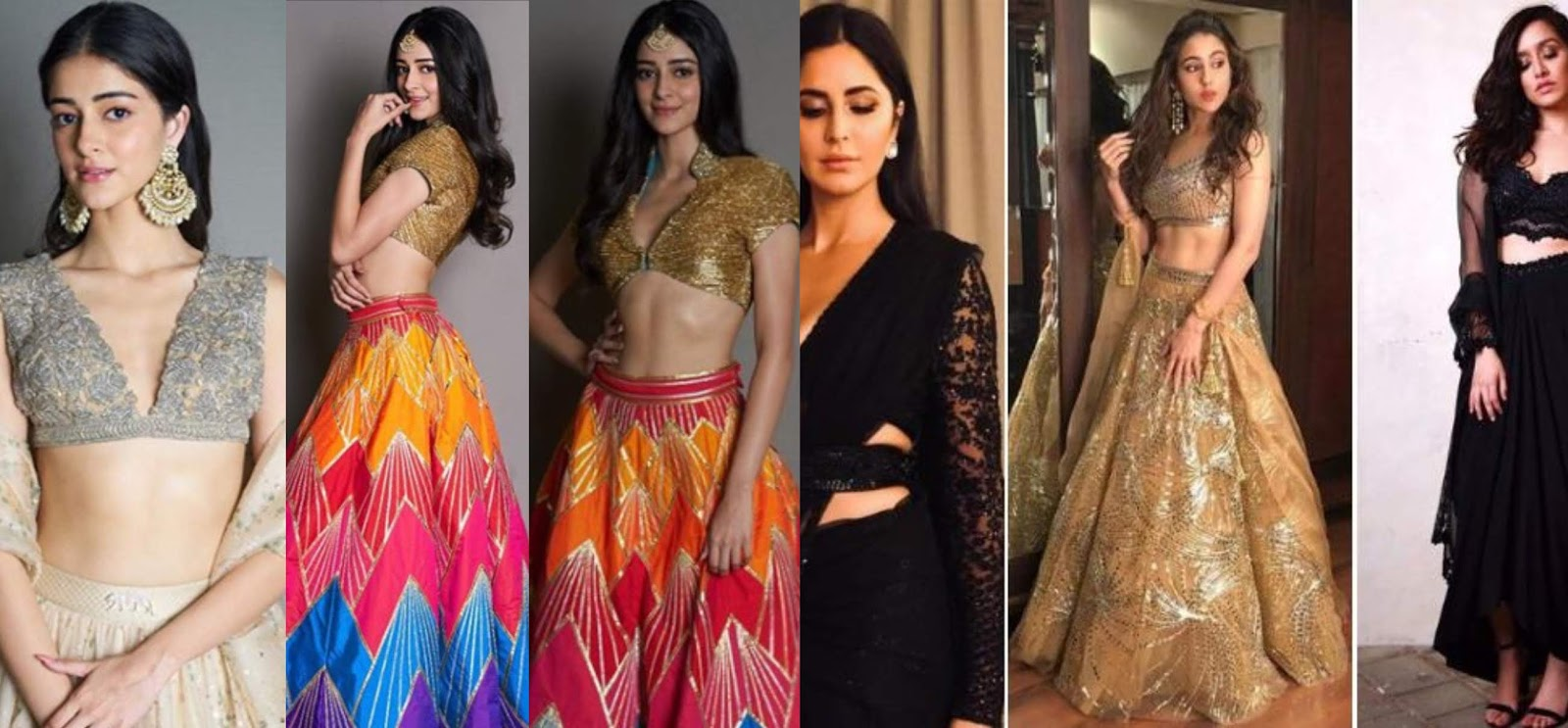 Diwali fashion: Bollywood Actresses show you how to dress up!