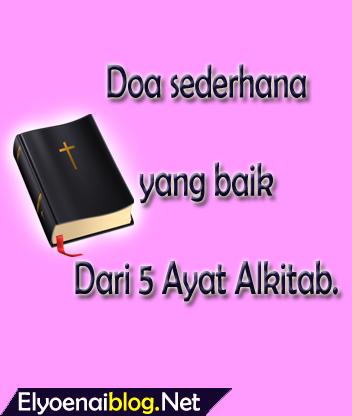 doa kristen firman tuhan, panduan doa sederhana yang baik