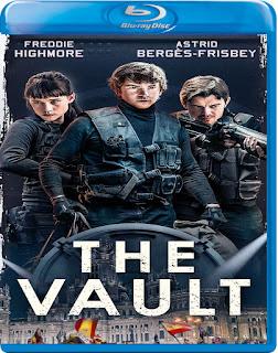 The Vault [2021] [BD25] [Subtitulado]