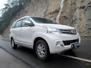 Toyota All New Avanza Eksterior
