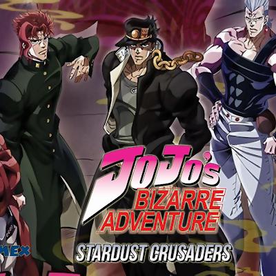 Jojo's Adventure Stardust Crusaders Audio Castellano | MEGA | | MediaFire |AnimesMG.Net