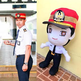 Boneka Custom Karakter Profesi