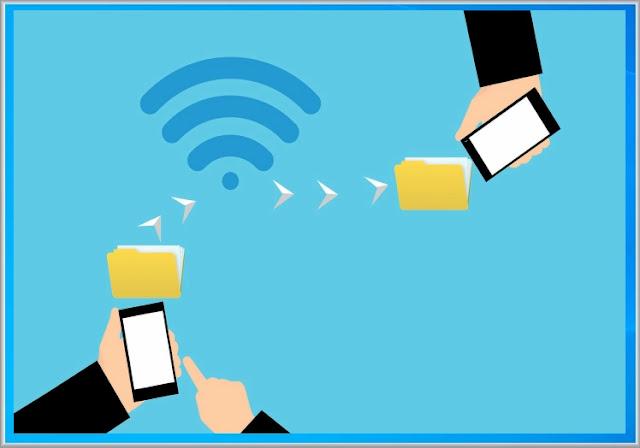 9 δωρεάν εφαρμογές ασύρματης αποστολής και λήψης αρχείων για κινητά και υπολογιστές
