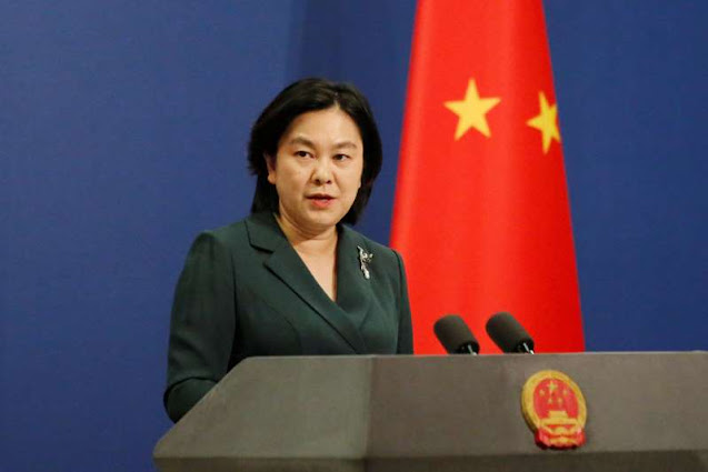 China Says It Will Respond To Planned Taiwan-US Defense Talks