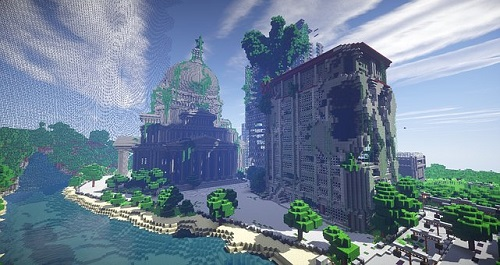 Người chơi chắc là tìm kiếm bắt gặp cách thức Minecraft bên trên hầu khắp các hệ máy